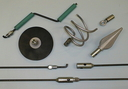 Sets Lockfast Steel Rods & Tools
